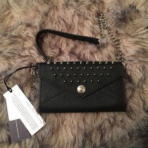 Rebecca Minkoff Mini Wallet On Chain